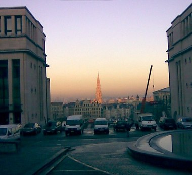 Bruxellesmorning